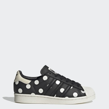 Dam Originals Svart Superstar Shoes