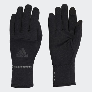 Guantes COLD.RDY Negro Running