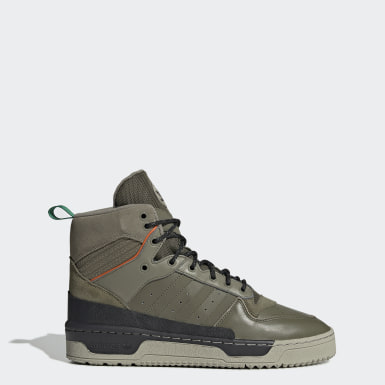 коричневый Ботинки Rivalry TR