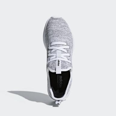 Frauen Running Cloudfoam Pure Schuh Grau