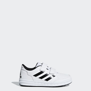Børn Løb Hvid AltaSport sko