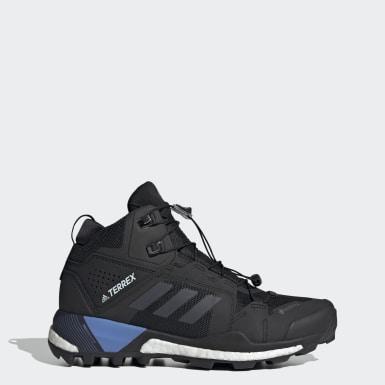 Sapatos de Caminhada Skychaser XT Mid GORE-TEX TERREX Preto Mulher TERREX