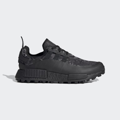 Men Originals Black NMD_R1 Trail GORE-TEX Shoes