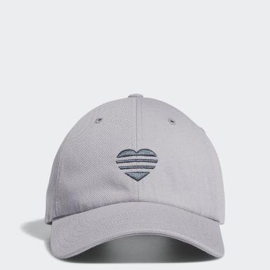 3-Stripes Heart Caps