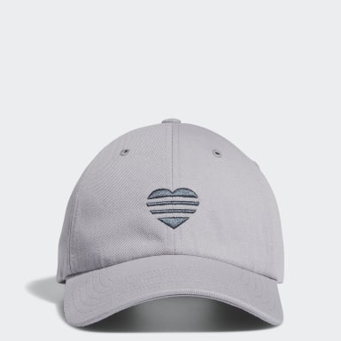 Women Golf 3-Stripes Heart Hat