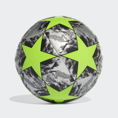 Pallone UCL Finale 19 Capitano Verde Uomo Calcio