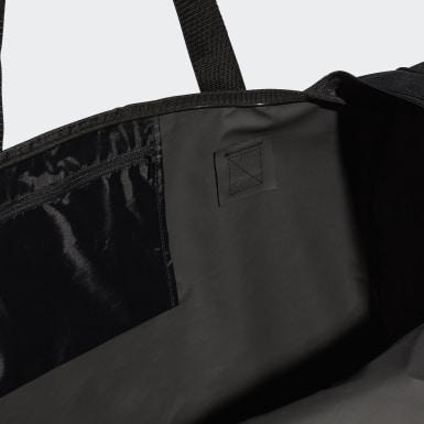 Tréning čierna Taška Tiro Wheeled Extra Large