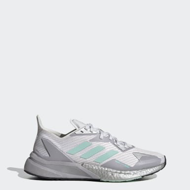 Tenis X9000L3 WINTER.RDY Gris Mujer Running
