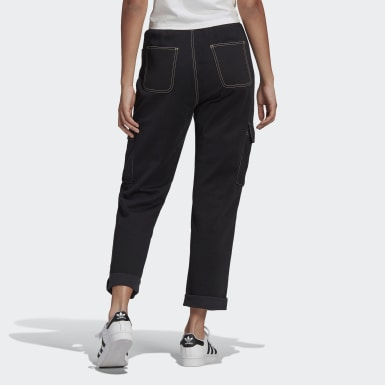 Women Originals Black R.Y.V. Pants