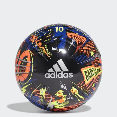 ผู้ชาย ฟุตบอล สีน้ำเงิน ลูกฟุตบอล Messi Club