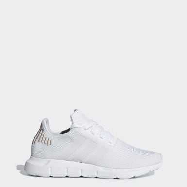 Women Originals White Swift Run Shoes