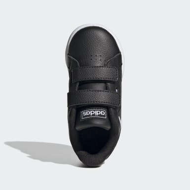 Infants Sport Inspired Black Roguera Shoes