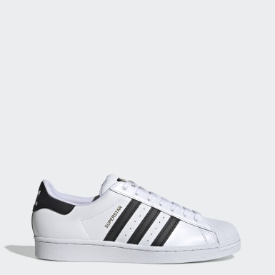 Chaussure Superstar. blanc Originals