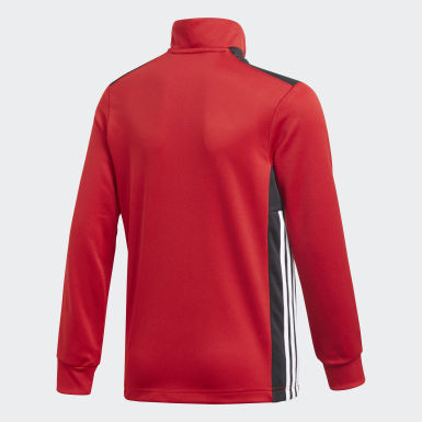 Youth 8-16 Years Training Red Regista 18 Training Top