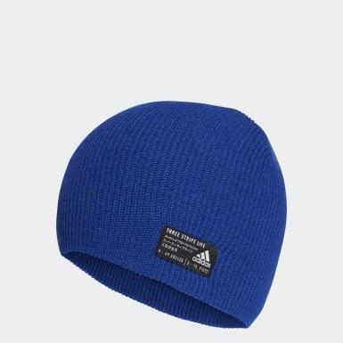 синий Шапка PERF