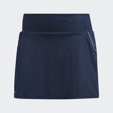 Falda Club Azul Mujer Tenis