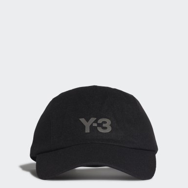 Y-3 Μαύρο Y-3 CH1 Wool Cap