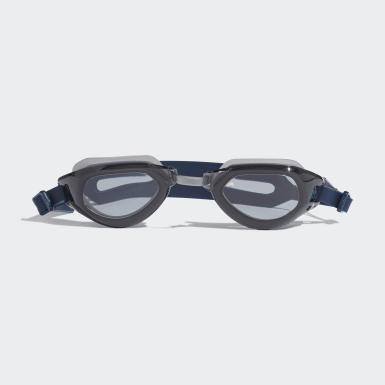 Winter Sports Blue persistar fit unmirrored swim goggle