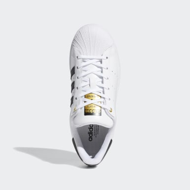 Chaussure Superstar Stan Smith blanc Adolescents Originals