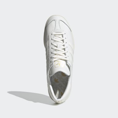Men Originals White Hamburg Shoes
