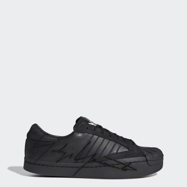 Y-3 Siyah Y-3 Superstar Skate Low