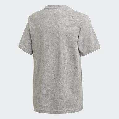 Camiseta Adicolor Graphic Gris Niño Originals
