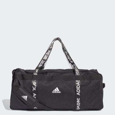 Tennis Black 4ATHLTS Duffel Bag Large