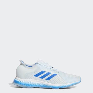 ผู้หญิง วิ่ง สีน้ำเงิน FOCUS BreatheIn W