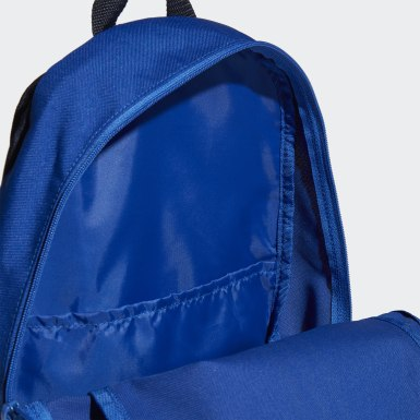 Training Blue Classic 3-Stripes Backpack