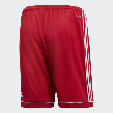 Muži Trénink červená Šortky Squadra 17