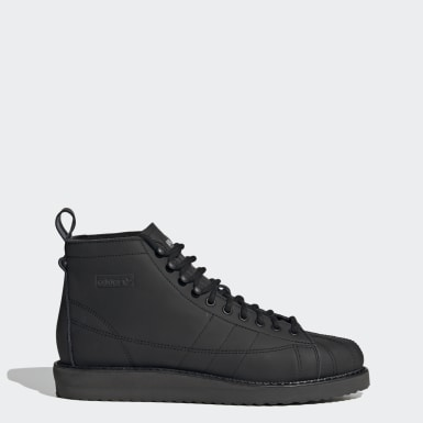 Women Originals Black Superstar Boots