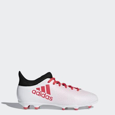 белый Футбольные бутсы X 17.3 FG