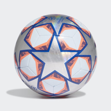 Men Football Multicolor UCL Finale 20 Hologram Training Ball
