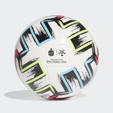 Balón Ekstraklasa Club Blanco Fútbol
