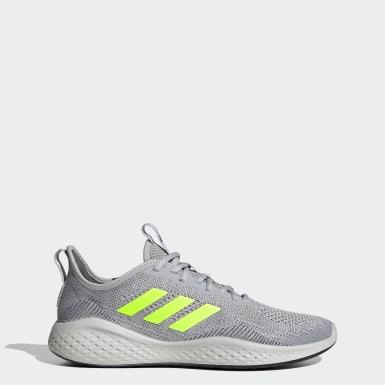 Men Running Grey Fluidflow Shoes