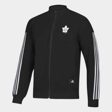 Maple Leafs ID Knit Track Jacket