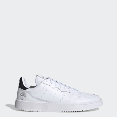 Originals White Supercourt Shoes