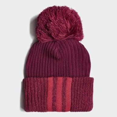 фиолетовый Шапка 3-Stripes