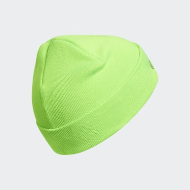 Originals Green Forum Outline Beanie