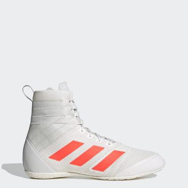 Boxing Grey Speedex 18 Boxing Shoes