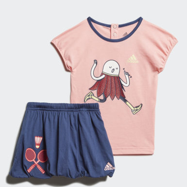 Kids Training Pink Character Set