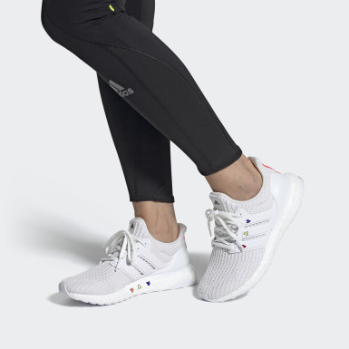 Tenis Ultraboost 4.0 DNA Blanco Mujer Running