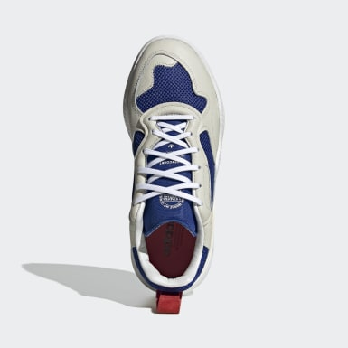 Sapatos Supercourt RX Cinzento Originals