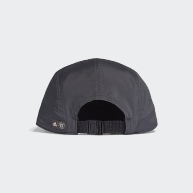 Fotboll Grå Manchester United Five-Panel Cap
