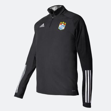 Casaca liviana SPORTING CRISTAL Negro Hombre Fútbol