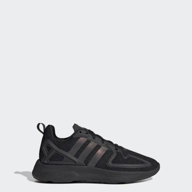 Youth Originals Black ZX 2K Flux Shoes