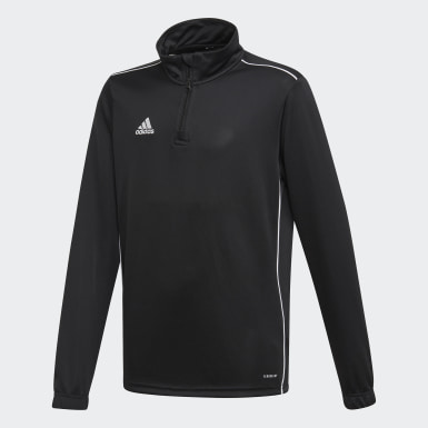 Training Top Core 18 Noir Enfants Training