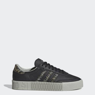 Sapatos SAMBAROSE Preto Mulher Originals