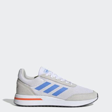Frauen Running Run 70s Schuh Weiß