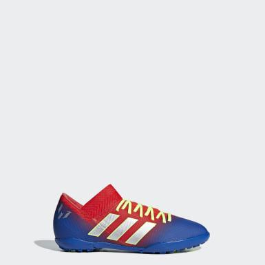 Calzado de Fútbol Nemeziz Messi Tango 18.3 Pasto Sintético